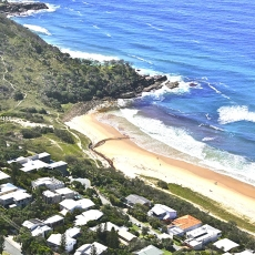 Just footsteps from Noosa National Park, 22 McAnally Drive Sunshine Beach