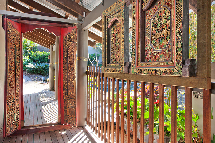 Balinese entry