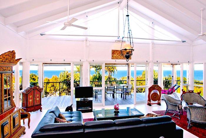 Enjoy beautiful views and ambience, 22 McAnally Drive Sunshine Beach