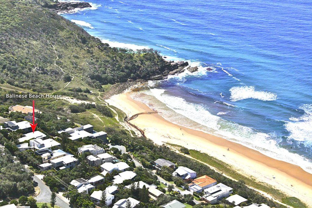 beach rental noosa