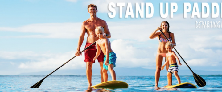 Learn to Stand Up Paddle Board and More!